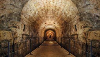 Archaeologists Uncover 800-Year-Old 'Treasure Tunnels' Of The Knights Templar Under Israeli City