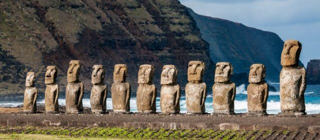 The Mystery of the Easter Island Statues May Finally be Solved