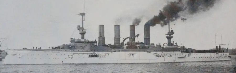 German Ship Sunk During World War I Found Off Falkland Islands