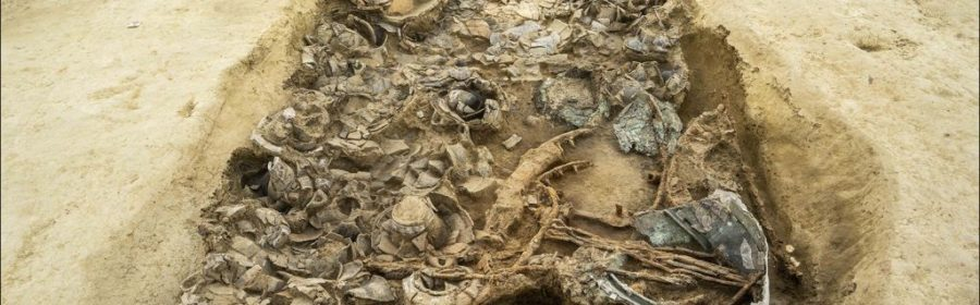 Pre-Roman Prince's Tomb Packed With Treasures Found in Italy