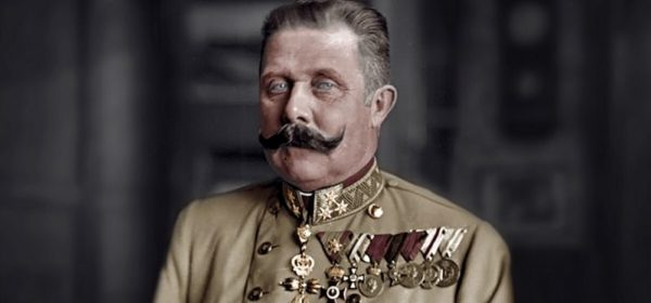 The Clumsy Assassination which Launched World War I