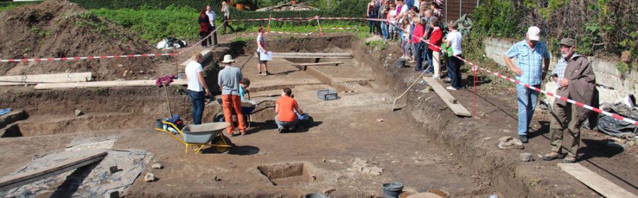 Long-Lost Roman Fort Discovered in Germany