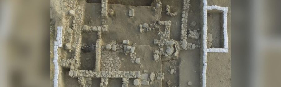 Artifact Packed 3,000-Year-Old Canaanite Temple Unearthed In Israel