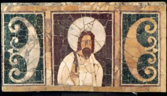 Archaeologist discovered One of the earliest images of Jesus' unearthed in an Egyptian tomb