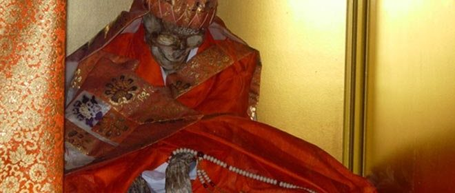 The Japanese Monks Who Mummified Themselves While Still Alive
