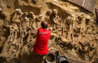 Archaeologist Found Medieval Mass Grave discovered in beneath Paris supermarket