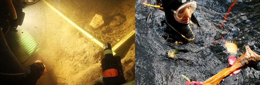 Archaeologists In U.S.A Discovered Sinkhole suggests humans were in Florida 14,500 years ago