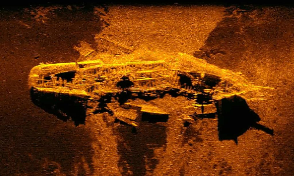 Two 19th-Century Ships Discovered Off Coast of Australia