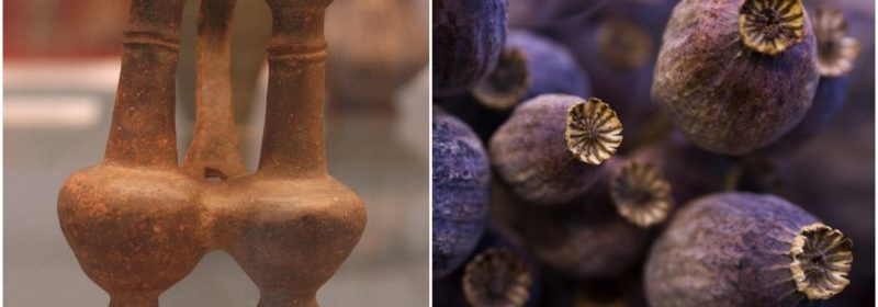 Ancient Drug Dealers? Opium Discovered Inside Juglet Sealed for 3000 Years