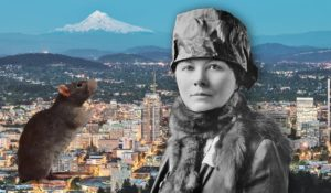 How one Woman Single-Handedly Saved Portland from the Plague in 1907