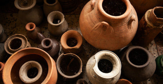 A revolutionary new method for dating pottery sheds new light on prehistoric past