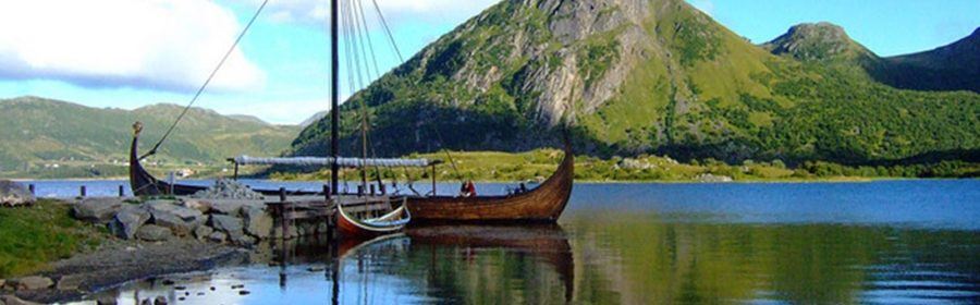 AMERICAN INDIAN SAILED TO EUROPE WITH VIKINGS?