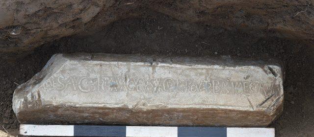 Local Man Finds 2,000-Year-Old Roman Lead Ingot in Welsh Field