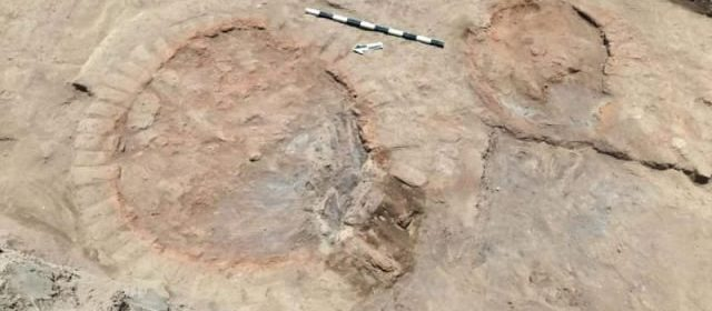 Roman-Era Structures Found Near Sphinx-Lined Egyptian Avenue