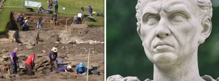 Archaeologists solve Roman Empire mystery with 500 letters discovered near Hadrian's Wall