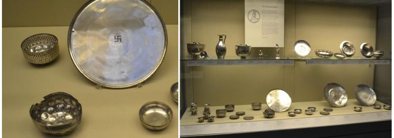 The Chaourse treasure: Roman silver hoardfrom the 2nd century AD