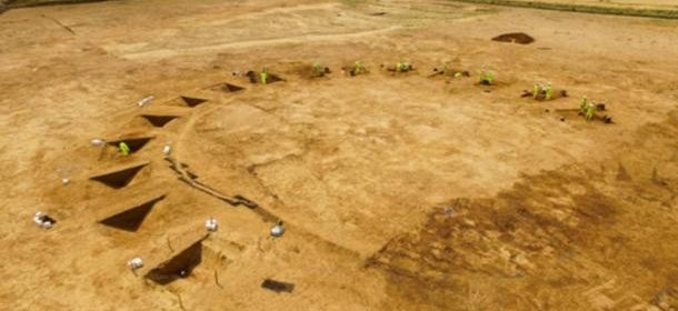 Huge UK Archaeology Excavations Project Unearths Prehistoric, Roman, Anglo-Saxon, and Medieval Sites!