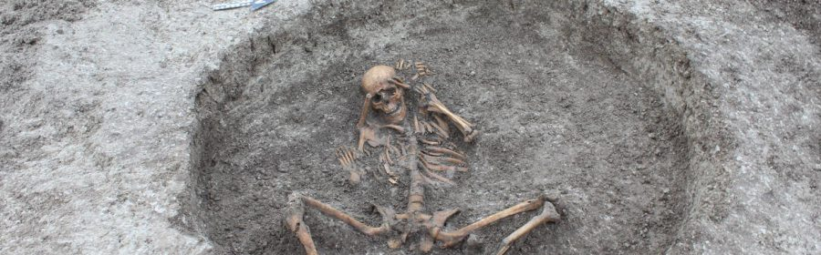 Utility Workers in England Stumble Upon Grisly Graves of 26 Iron Age Skeletons