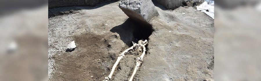 Archaeologists Just Found The 'Crushed' Pompeii Man's Skull. It's Not What We Expected