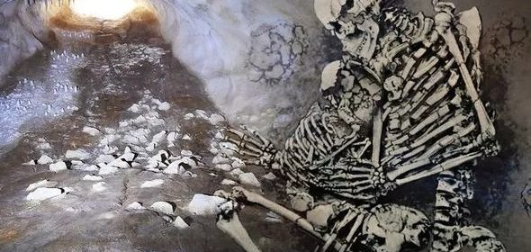 Archaeology breakthrough: Scientists discover chilling 'nest' of ancient humans in cave