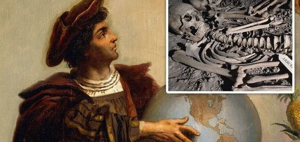 Christopher Columbus find could rewrite European history
