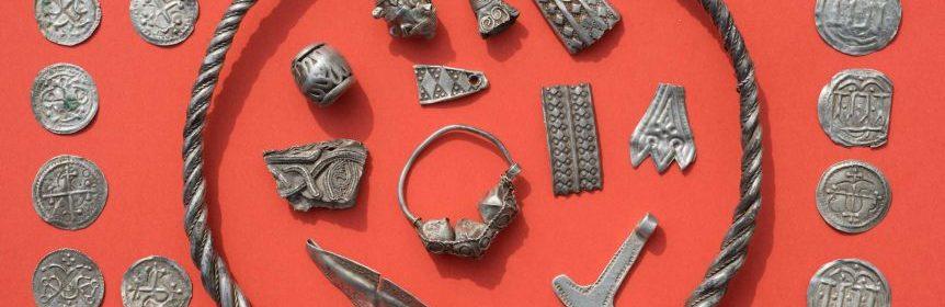 13-year-old finds Viking king's massive treasure trove