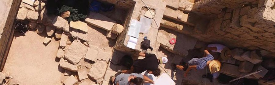 Roman Temple Discovered Under a Farmhouse in Malta