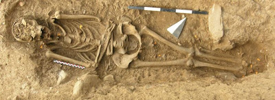 800-year-old remains of witch discovered in a graveyard in Tuscany, Italy