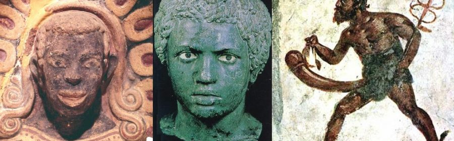 The First Romans Were Black People Called The Etruscans