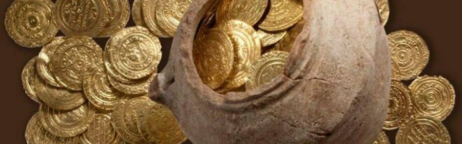 Gold coins from the Crusades found in Israel