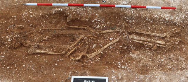 Anglo-Saxon warlord found by detectorists could redraw map of post-Roman Britain