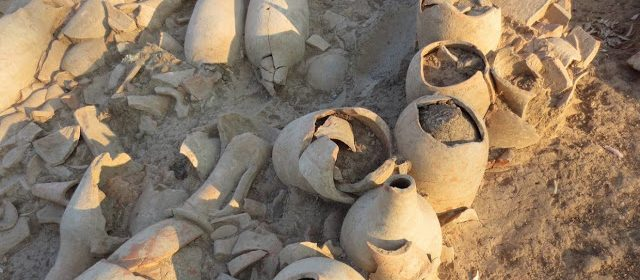 The largest Roman Pottery Industry Found In Málaga Spain