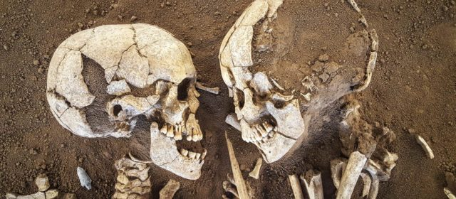 These Lovers Found Locked In An Eternal Embrace 6,000 Years Later Prove That True Love Never Dies