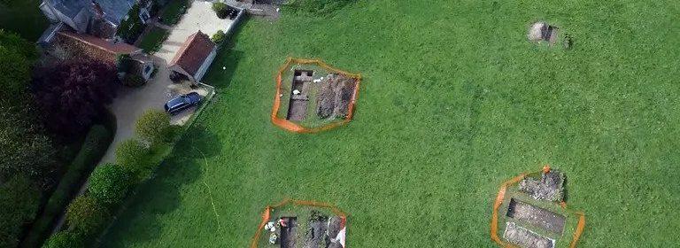 Homeowner Uncovers Ancient Roman Villa During Renovations