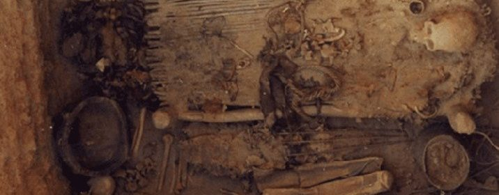 2700-year-old Cannabis discovered in an Asian tomb is now absolutely smokeable.