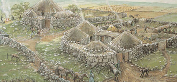 9,000-Year-Old Hunting Camp and Iron Age Settlement Uncover inRoad Works in Scotland