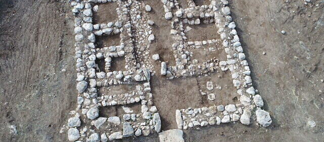 3,200-year-old fort, site of epic battles in the biblical era, found in south Israel