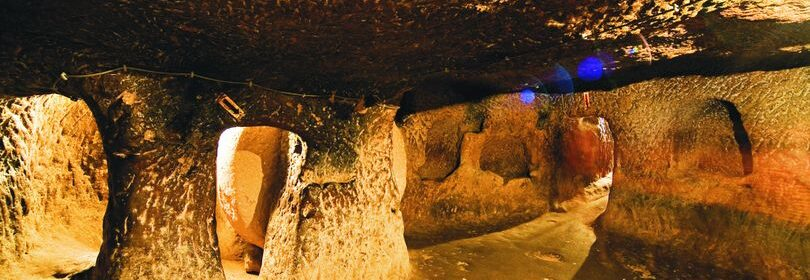 A Man Renovating His Home Discovered A Tunnel… To A Massive Underground City