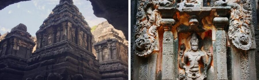 15 Mysterious Facts About Kailash Temple – World's Oldest Single Rock Carving
