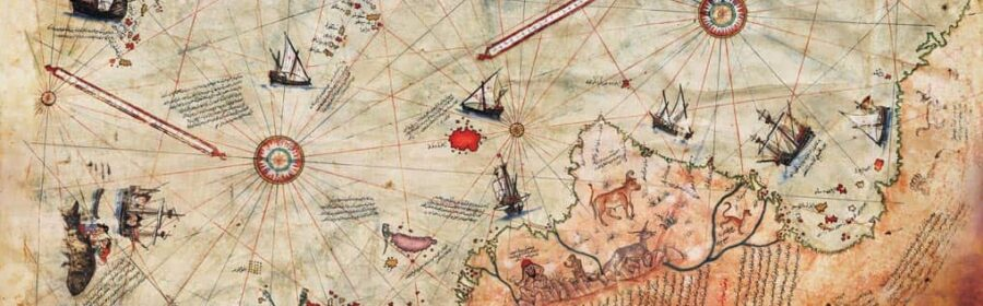 THE 500-YEAR-OLD MAP THAT SHATTERS THE OFFICIAL HISTORY OF THE HUMAN RACE