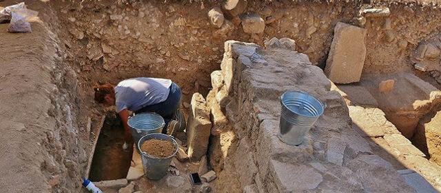 Second church found in the ancient city of Adramyttion in Turkey