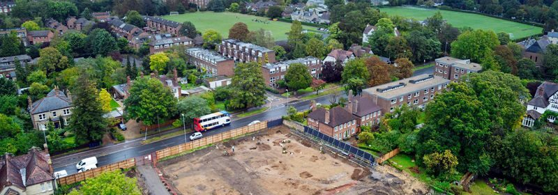 Anglo-Saxon Cemetery Found Beneath Demolished University Housing