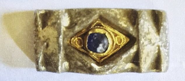 1,000-year-old treasure is unlike any other artefact