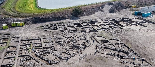 5,000-year-old NYC-style metropolis uncovered in northern Israel