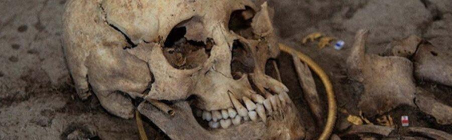 Rare 2,500-year-old 'Golden Warrior' found buried under precious ornaments in Kazakhstan