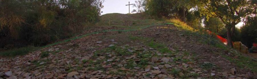 At Monte Testaccio, An Entire Mountain is Made Up of Roman Trash