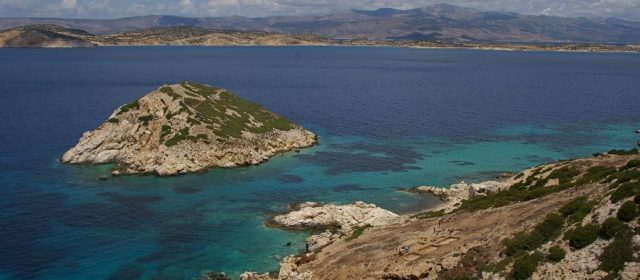 Pyramid-shaped site in Aegean Sea reveals clues on early Greek society