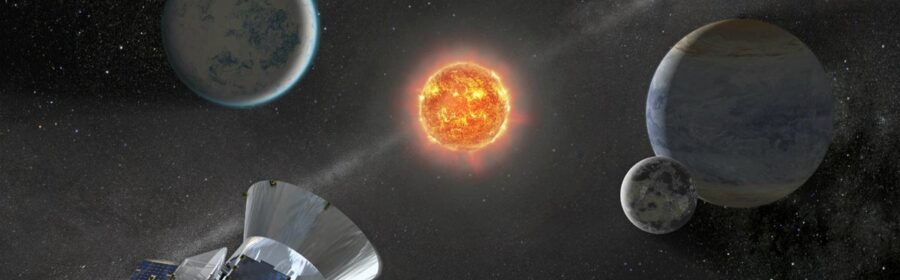 In a record-breaking 24 months, the TESS space telescope discovered almost 2000 alien worlds