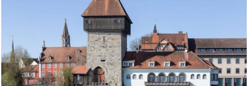 Pretending to be Switzerland, a German city avoided WWII destruction