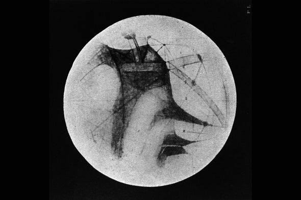 Many people found Percival Lowell's claim at the turn of the 20th century that he could see artificial canals on Mars to be unremarkable.